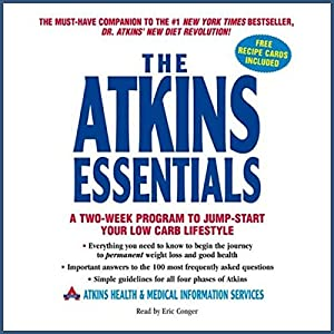 The Atkins Essentials Audiobook
