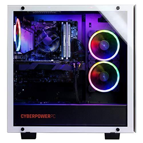 Build My PC, PC Builder, CyberpowerPC Gaming PC
