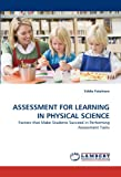 Assessment for Learning in Physical Science, Eddie Fetalvero, 3844396845
