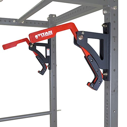 Titan Bolt-On Monolift Rack Mounted Attachment For X-3 Power Rack by Titan Fitness