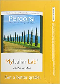 MyLab Italian with Pearson etext -- Instructor Access Code.. Pearson Education © Caleidoscopio with MyLab Italian (multi semester access) -- Access Card Package. Bartalesi-Graf & Ryan Share a link to All Resources. Instructor Resources. MyLab Italian with Pearson etext -- Instructor Access Code. MyLab Italian with Pearson etext Availability: Live.