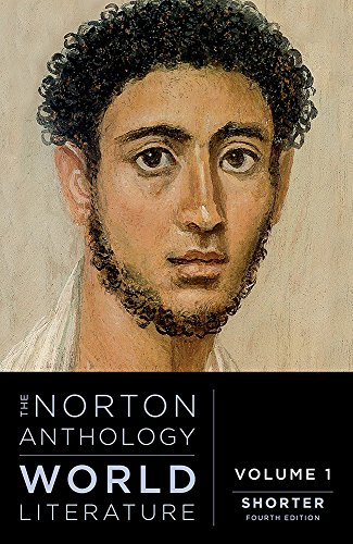 The Norton Anthology of World Literature (Shorter Fourth Edition) (Vol. 1)