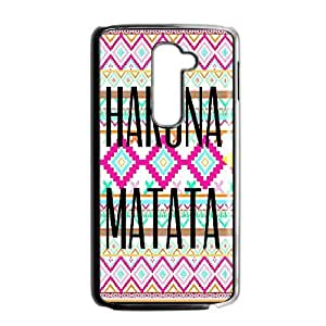 Custom Case Hakuna Matata for LG G2 X3G9237437