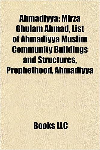 Ahmadiyya by country