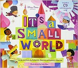 Disney: It's A Small World (Disney Parks Presents): Richard