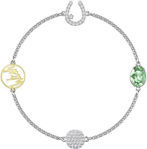 Bracelet Wish Remix Bijoux Swarovski plaqué mixte 5432672: Amazon ...