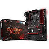 MSI Arsenal Gaming Intel Kaby Lake Z270M DDR4 HDMI USB 3 CrossFire ATX Motherboard (Z270 GAMING PLUS)
