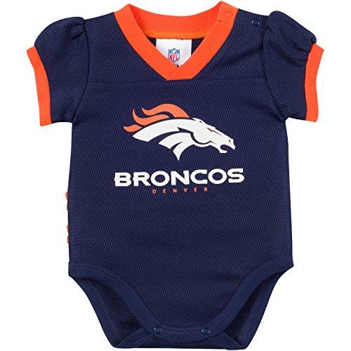Gerber Denver Broncos Baby Dazzle