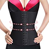 SAYFUT Waist Trainer Corset Weight Loss Sport Fat Burner Body Shaper Long Torso