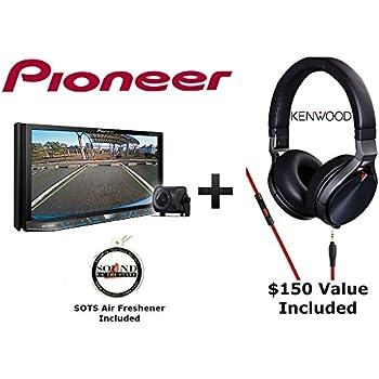 Amazon.com: Pioneer AVH-X4800BS 7