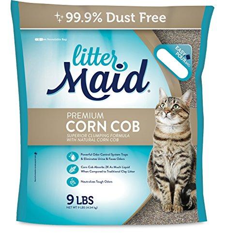 cat corn litter - 5