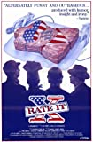 Rate It X [VHS]