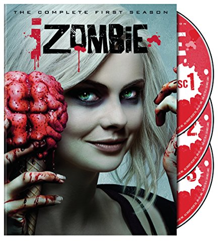 DVD : iZombie: The Complete First Season (Slipsleeve Packaging, , 3 Pack, 3 Disc)
