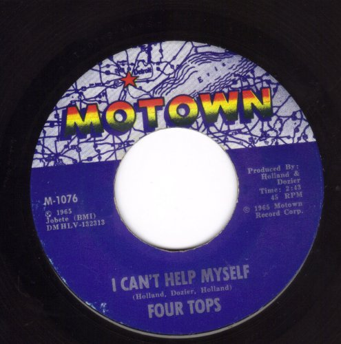 (I Can't Help Myself/Sad Souvenirs (VG 45 rpm))