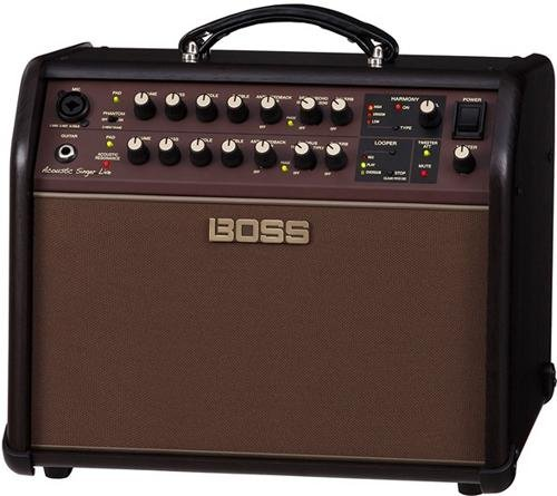 Boss ACS Live 60W Combo Amplifier for Acoustic Guitar and Vocals by BOSS