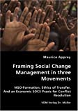 Framing Social Change Management in three Movements, Maurice Apprey, 3836422336