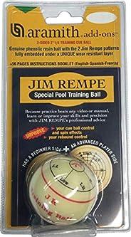 Jim Rempe Billiard Training Ball