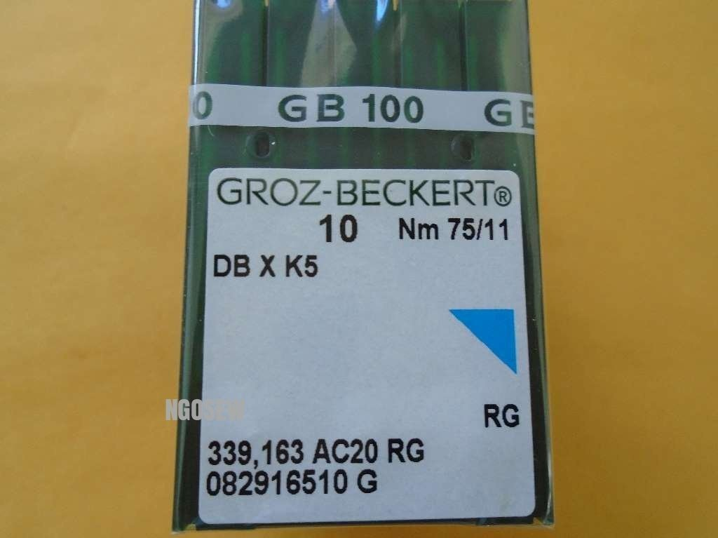 NGOSEW 100 GROZBECKERT DBXK5 Needle Embroidery Sewing Machine (size 90/14)