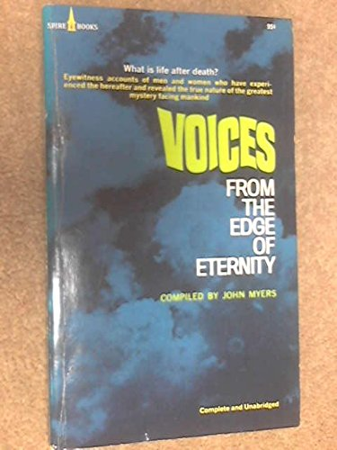Voices from the edge of eternity (Spire Book)
