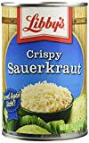Libby's Sauerkraut Cans, 14.5 Ounce (Pack of 12)