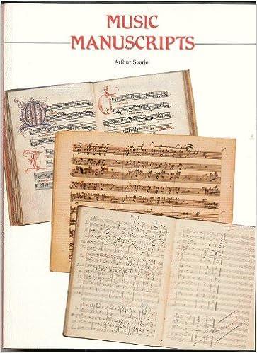 Music Manuscripts by Arthur Searle (1987-01-01)