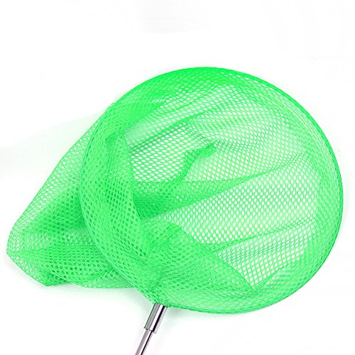Tanchen outdoor extendable butterfly net insect bug for Kids fishing nets