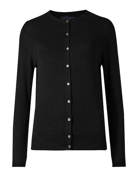Ex Marks /& Spencer Ladies Button Through Cardigan