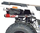 Big Gun 12-7533 EVO Sport Utility Full System, Color: Black, Material: Aluminum