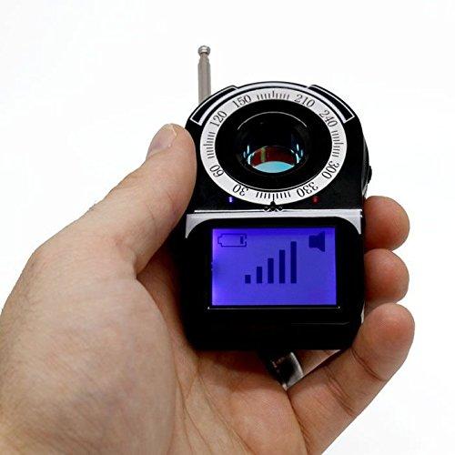 Spy Tec DD3150 Camera Finder with Rf Detector