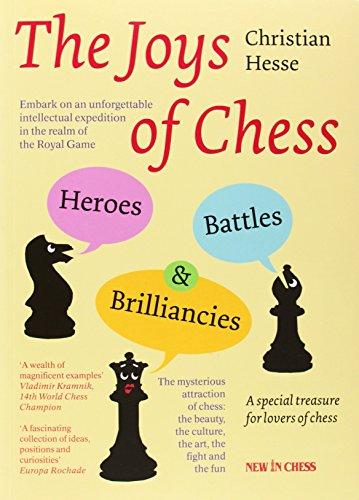 The Joys of Chess - Heroes, Battles & Brilliancies_Christian Hesse 51plyg0YdiL