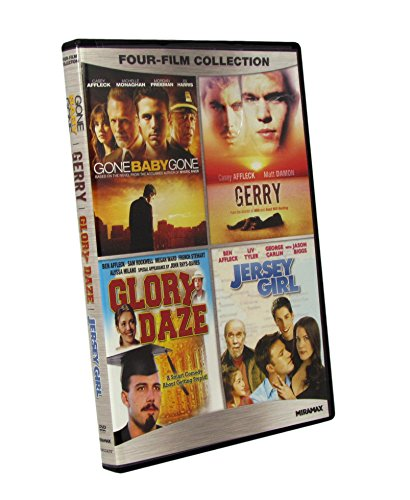 Ben Affleck in 4 Movies: Gone Baby Gone, Gerry, Glory Daze and Jersey Girl