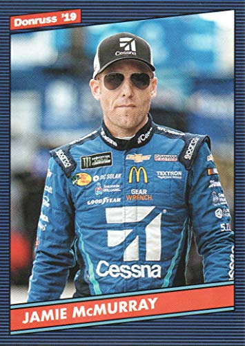 2019 Donruss NASCAR Racing #127A Jamie McMurray RETRO