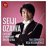 Seiji Ozawa The Chicago Symphony Orchestra - The Complete RCA Recordings