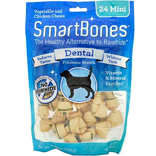 (SmartBones Mini Dental Chews (24 Pack))