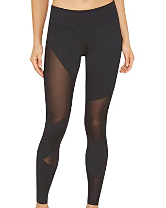 Legging Noir Transparent 2
