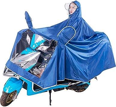 MOO Escudo for Mujer for Hombre Bicicleta de la Bici Lluvia del ...