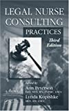 Legal Nurse Consulting, Third Edition