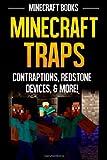 Minecraft Traps, Minecraft Books, 1496000544