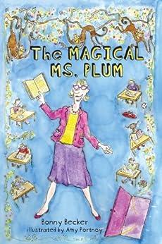 The Magical Ms. Plum by [Becker, Bonny]