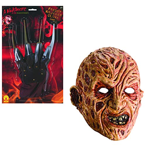 Rubie's Costume Co - Freddy Krueger Glove and Mask -