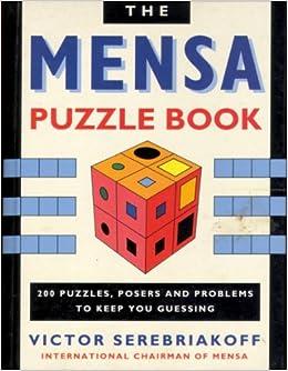 Mensa Puzzle Book