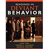 Readings in Deviant Behavior (6th Edition)