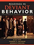 img - for Readings in Deviant Behavior (6th Edition) book / textbook / text book