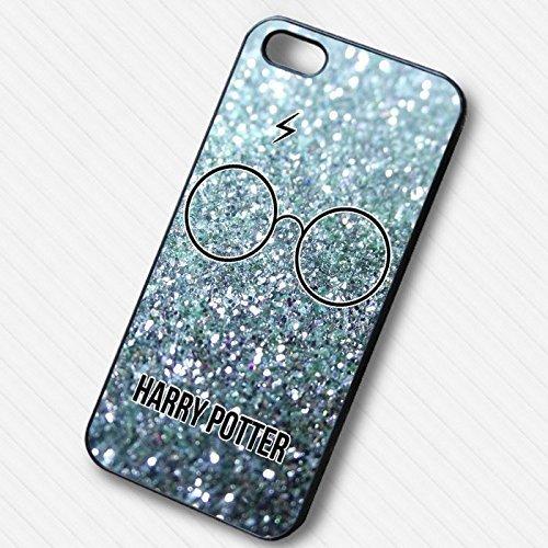 Blue teal silver sparkle hp face pour Coque Iphone 6 et Coque Iphone 6s Case R4S8NB