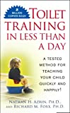 : Toilet Training in Less Than a Day