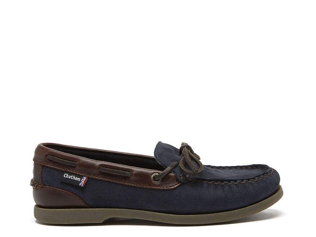 Chatham Olivia G2 Deck Shoe Ladies Navy/Seahorse