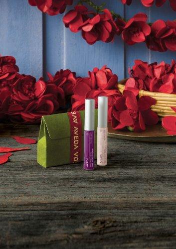 Aveda Nourishmint Rehydrating Lip Glaze Make Her Smile Pink Laurel Golden Lily Duo Set