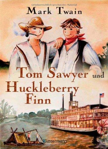 Bildergebnis für tom sawyer und huckleberry finn