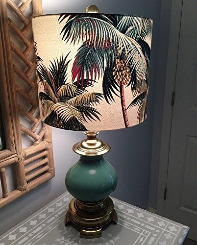 Custom Lamp Shade Waikiki Lamp Shade Palm Trees Lampshade