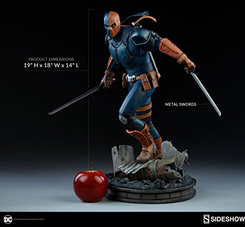 Sideshow Collectible Figure (Deathstroke Premium Format Figure by Sideshow Collectibles)